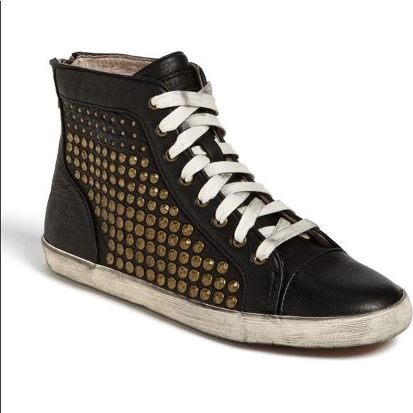 Frye Shoes | Frye Kira Studded High Top